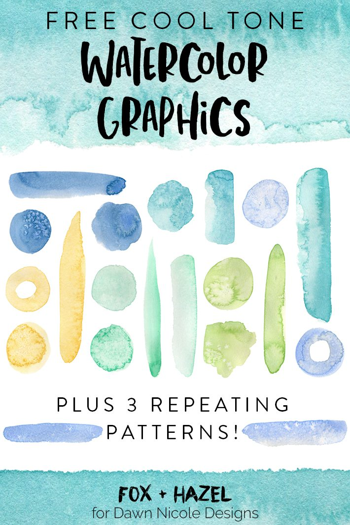 free watercolor graphics