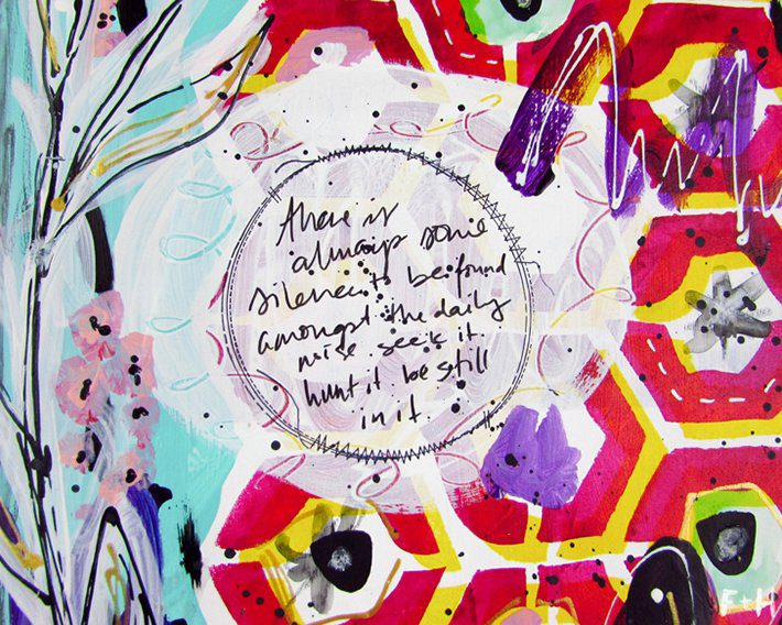 Honeycomb-Art-Journal-Page-2