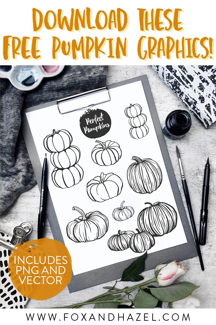 free pumpkin graphics