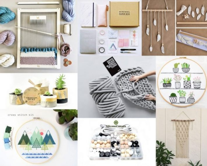DIY Kits for Creative People -Fox + Hazel - Feature