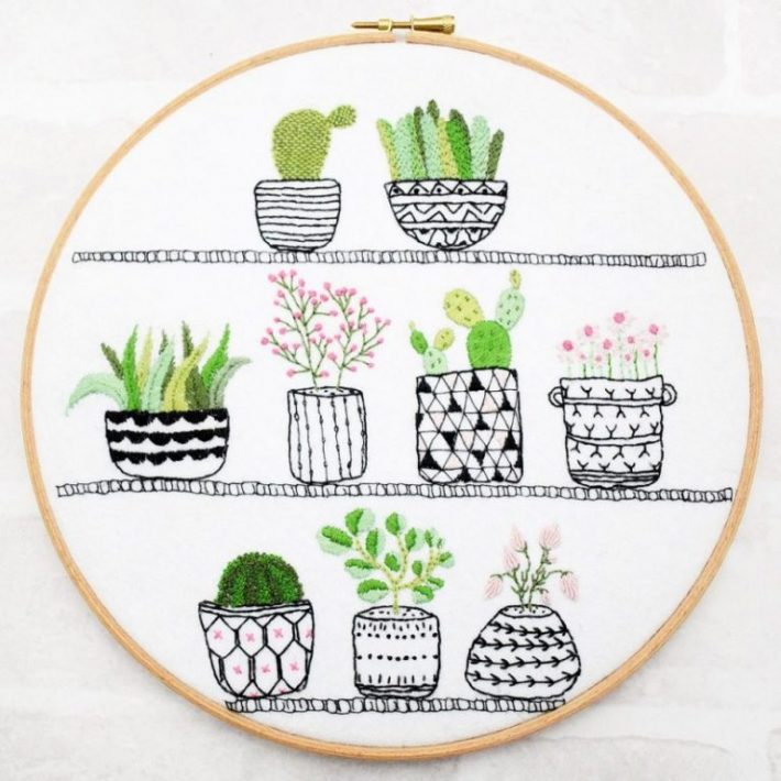 DIY-Kits-for-Creative-People---houseplant-embroidery