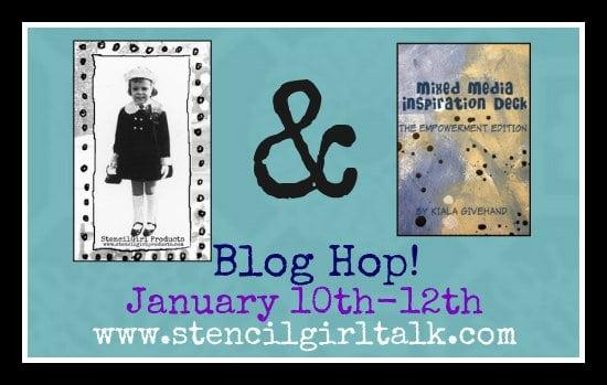 Mixed-Media-Art-Journal-Page---Inspiration-Deck---Fox-+-Hazel-8