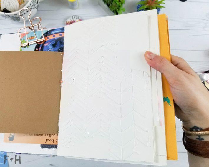 Step-by-Step Art Journal Techniques with DecoArt - Fox + Hazel