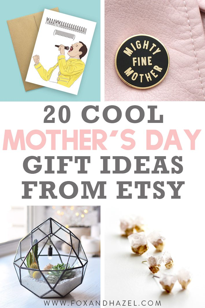 cool Mother's Day gift ideas