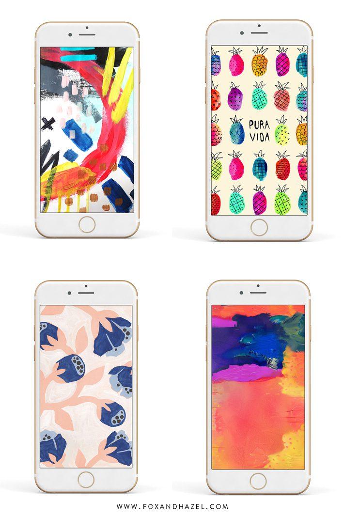 art phone wallpapers