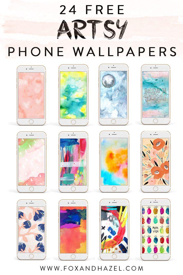 art phone wallpaper