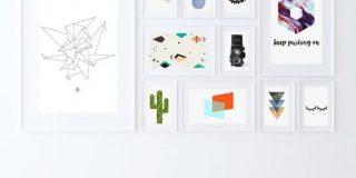 33 Free Modern Art Prints - Fox + Hazel